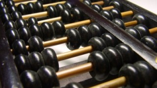 Abacus. Useful for counting.
